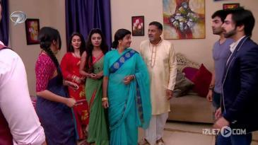 Pandey Ailesinde Mutluluk Rüzgarları...