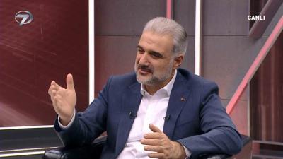 Başkent Kulisi - Osman Nuri Kabaktepe - 13 Haziran 2021