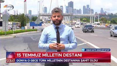 Kanal 7'de Sabah – 16 Temmuz 2021