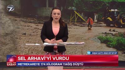 Kanal 7'de Sabah – 24 Temmuz 2021