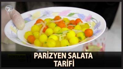 Lezzetli mi Lezzetli Parizyen Salata Tarifi