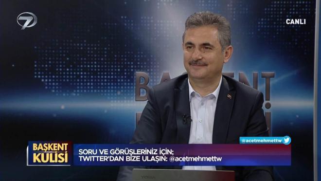 Başkent Kulisi - Murat Köse - 9 Mayıs 2021