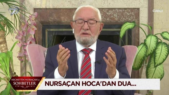 Necmettin Nursaçan'la Sohbetler - 29 Mayıs 2021