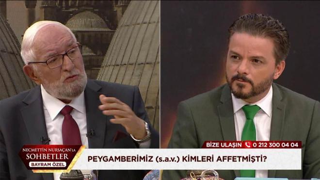Necmettin Nursaçan'la Sohbetler Bayram Özel - 15 Mayıs  2021