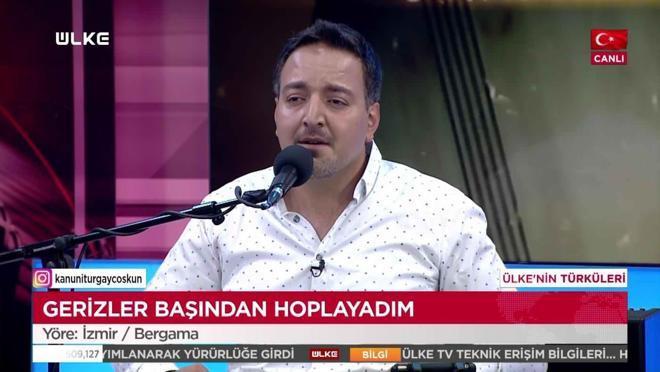 Ülke'nin Türküleri - Erdal Beyazgül | 22 Mayıs 2021