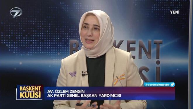 Başkent Kulisi - Özlem Zengin - 2 Mayıs 2021