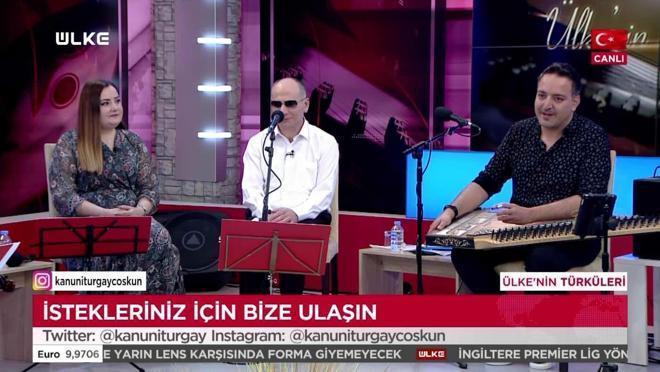 Ülke'nin Türküleri - Neslihan Kızıltuğ | Celal Sezer | 1 Mayıs 2021
