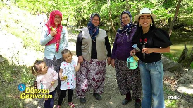 Dünyayı Geziyorum - İznik-3 / Osmaneli | 6 Haziran 2021