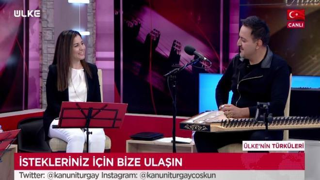 Ülke'nin Türküleri - Cevriye Arslankoç | 5 Haziran 2021