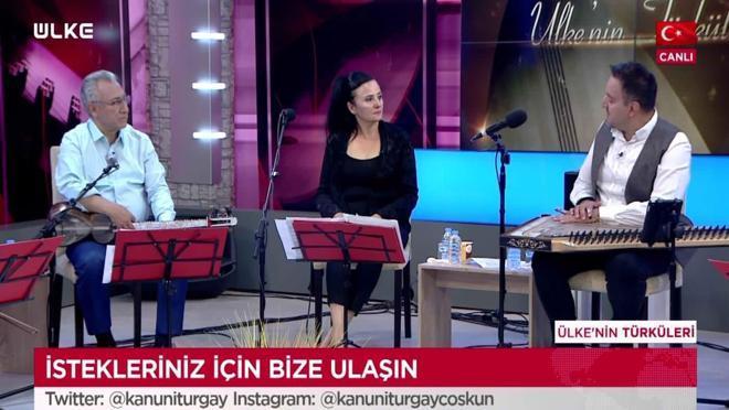 Ülke'nin Türküleri - Abdullah Kurbani | Sakine Fidan Kurbani | 19 Haziran 2021