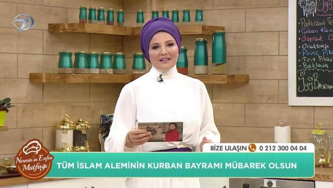 Nermin'in Enfes Mutfağı - Çetin Külünçek   20 Temmuz 2021