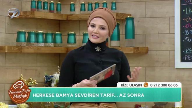 Nermin'in Enfes Mutfağı - Ekrem Düzgünoğlu   23 Temmuz 2021