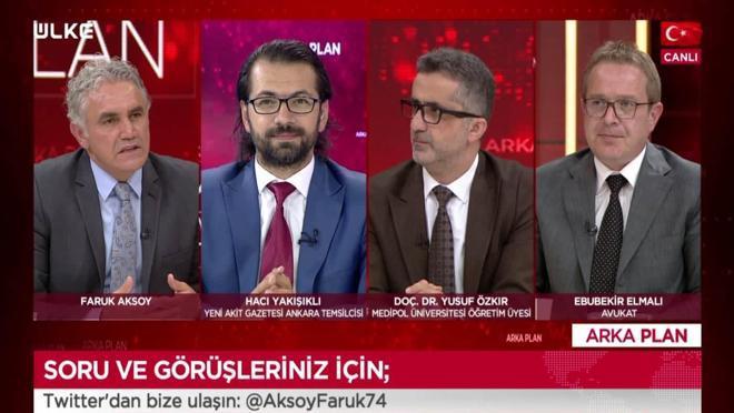 Arka Plan - Hacı Yakışıklı   Yusuf Özkır   Ebubekir Elmalı   5 Temmuz 2021