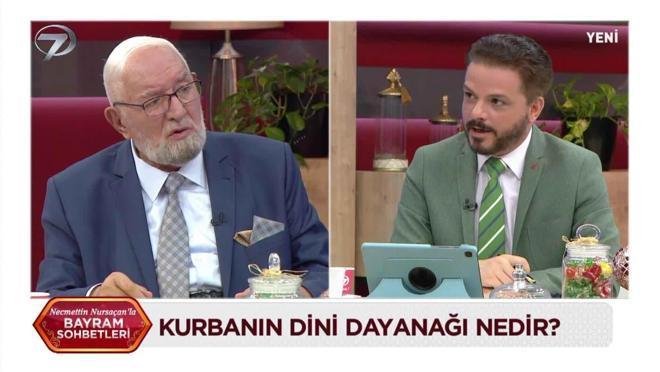 Necmettin Nursaçan'la Bayram Sohbetleri - 20 Temmuz 2021