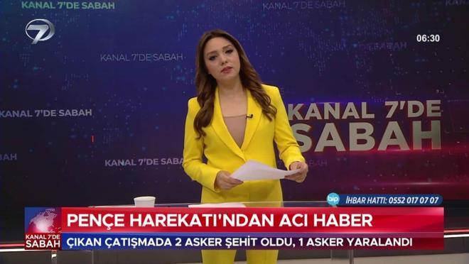 Kanal 7'de Sabah – 28 Temmuz 2021
