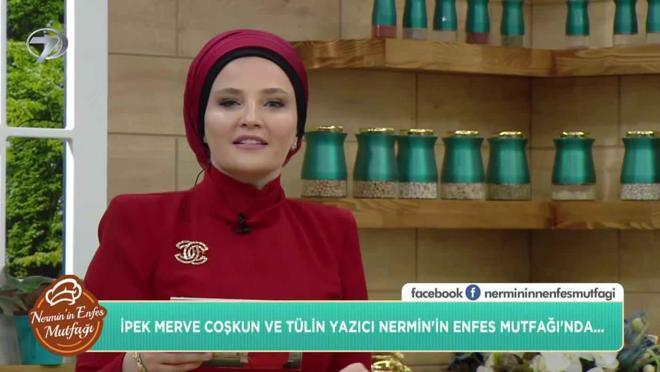 Nermin'in Enfes Mutfağı - Nurullah Akçayır, İpek Merve Coşkun, Tülin   21 Temmuz 2021