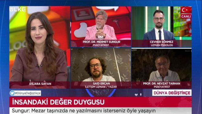 Dünya Değiştikçe - Said Ercan | Nevzat Tarhan | Mehmet Sungur | Cevher Sönmez | 28 Ağustos 2021