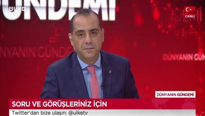 Dünyanın Gündemi - Mehmet Rakipoğlu   Salih Eser   31 Ağustos 2021