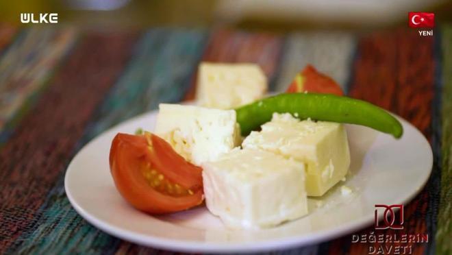 Değerlerin Daveti - Edirne Beyaz Peyniri | 21 Ağustos 2021