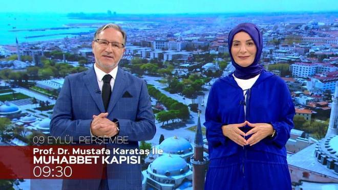 Muhabbet Kapısı 9 Eylül Perşembe Kanal 7'de