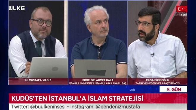5.Gün - Ahmet Kala   Musa Biçkioğlu   27 Ağustos 2021