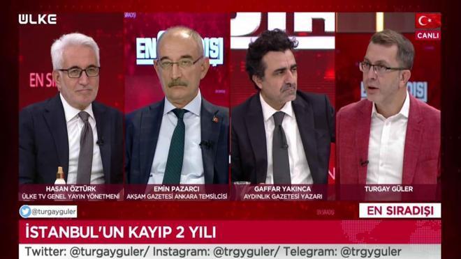 En Sıradışı - Turgay Güler | Hasan Öztürk | Emin Pazarcı | Gaffar Yakınca | 9 Eylül 2021