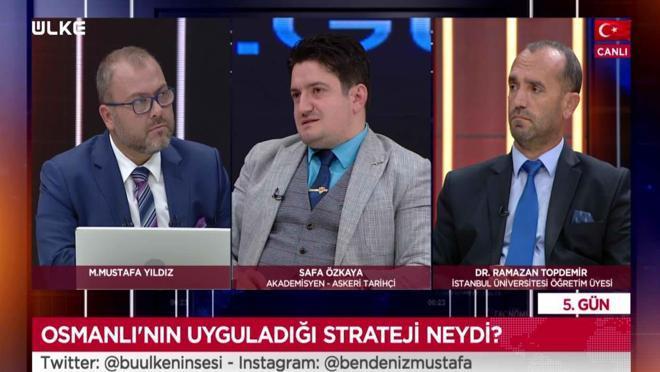 5.Gün - Safa Özkaya   Ramazan Topdemir   Mete Sohtaoğlu   24 Eylül 2021