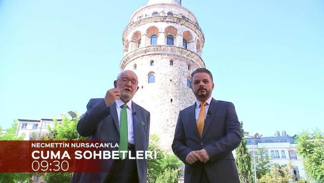 Cuma Sohbetleri Kanal 7'de Başlıyor
