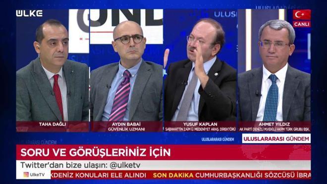 Uluslararası Gündem -  Mustafa Caner, Yusuf Kaplan, Aydın Babai, Ahmet Yıldız  | 22 Eylül 2021