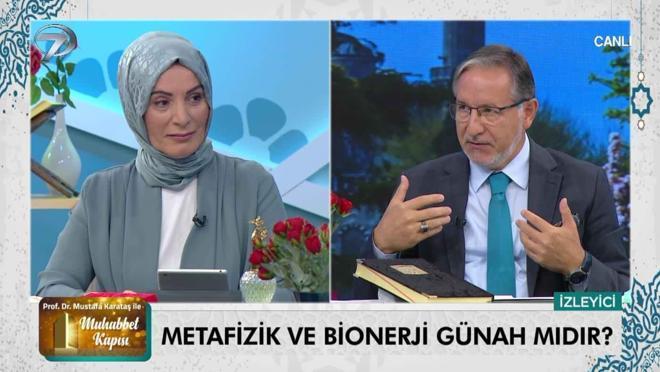 Prof. Dr. Mustafa Karataş ile Muhabbet Kapısı - 16 Eylül 2021