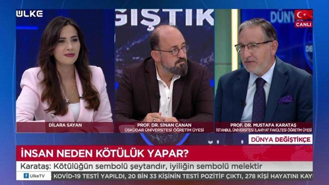 Dünya Değiştikçe - Sinan Canan | Mustafa Karataş | 4 Eylül  2021