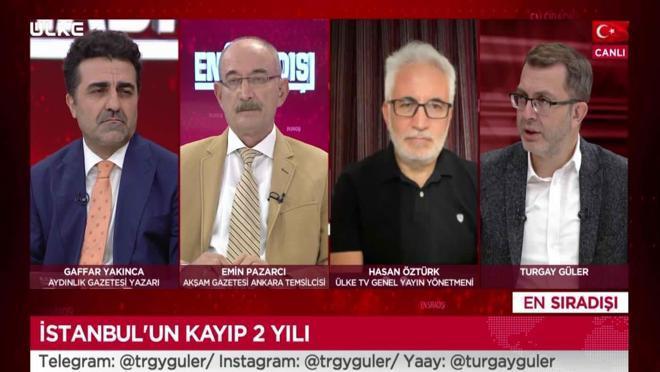 En Sıradışı - Turgay Güler | Hasan Öztürk | Emin Pazarcı | Gaffar Yakınca | 16 Eylül 2021