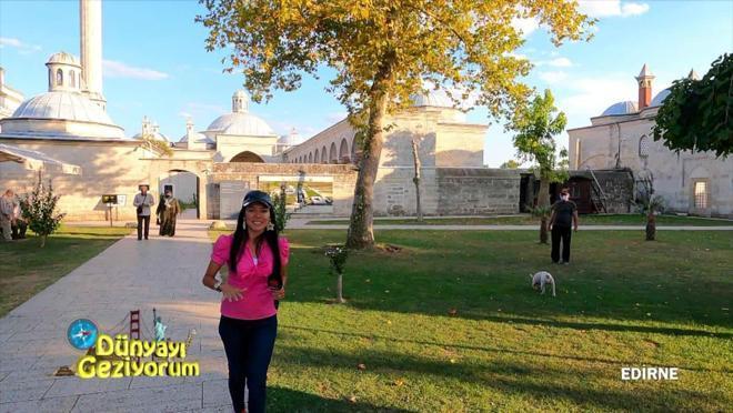 Dünyayı Geziyorum - Edirne-2 & Tekirdağ   10 Ekim 2021