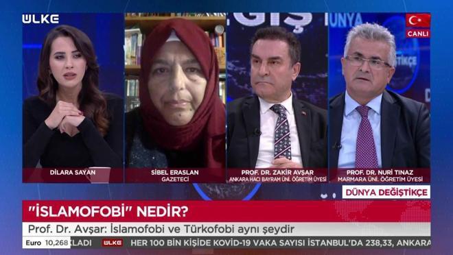 Dünya Değiştikçe - Sibel Eraslan | Zakir Avşar | Nuri Tınaz | 2 Ekim 2021