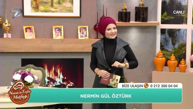 Nermin'in Enfes Mutfağı – Nursel Özdemir, Damla Özdemir –  18 Ekim 2021