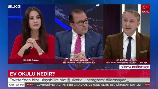 Dünya Değiştikçe - Hüseyin Özcan | Mehmet Hilmi Eren | 16 Ekim 2021