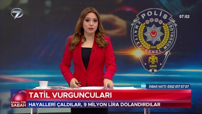 Kanal 7'de Sabah – 19 Ekim 2021